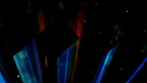 backlight block slide Animation