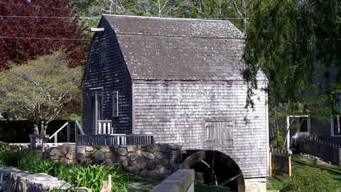 Grist mill Footage