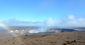 Kileaua Volcano Time Lapse Footage