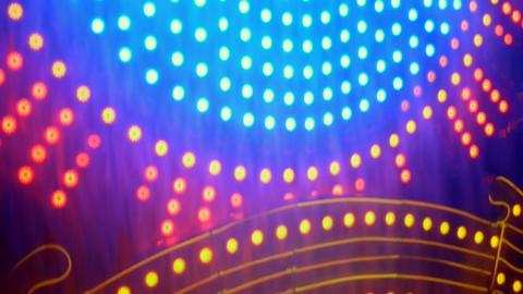 Neon 1 Stock Video Footage