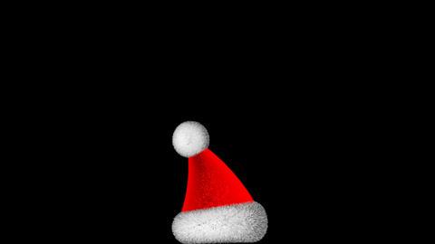 Christmas bonnet Stock Video Footage