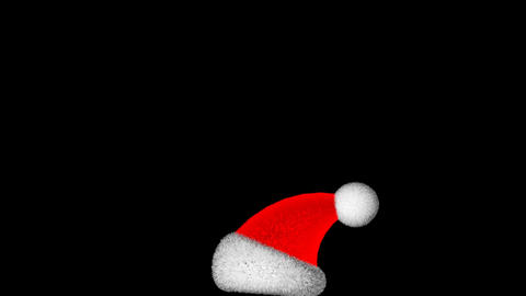 Christmas bonnet Animation