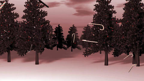 Merry Christmas Zuckerstange Animation