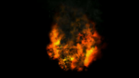 fire,flames,explosion.particle,Design,symbol,dream,vision... Stock Video Footage