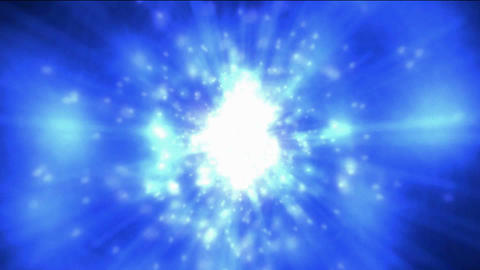 blue nebula space and particle.energy,power,focus,Fireworks,fire,flame,gas,symbol,dream,vision,idea Animation