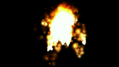 fire,smoke,explosion,Volcanic... Stock Video Footage