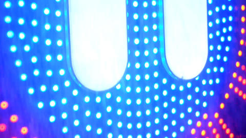 Neon 2 Stock Video Footage