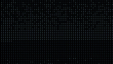 blue particles and dots,grid background,screen and moniter Animation