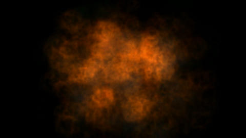 fire and smoke,war,battlefield,military,boiling Stock Video Footage
