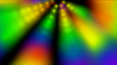 abstract rotation color ray light and smoke,disco neon tech background.Design,pattern,symbol,dream,v Animation