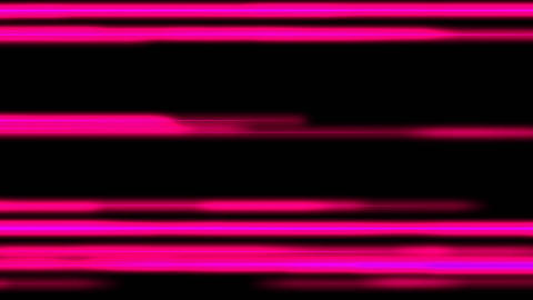 Animated Lines Background PINK Stock Video Footage