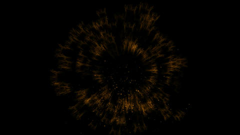 galaxy and cluster explosion in space,power energy... Stock Video Footage