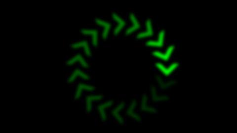 Rotation circle... Stock Video Footage