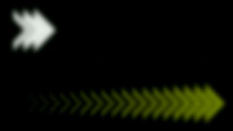 color Arrow background,laser weapon,heartbeat,ECG,Cardiac... Stock Video Footage