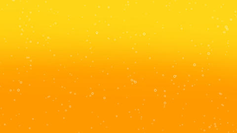 Beer Bubble Animation CG動画