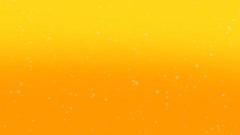 Beer Bubble Animation CG動画