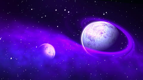 space background Animation