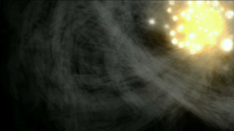 stars and whirl smoke in universe,Galaxy,Milky Way,nebula and whirl laser,energy tech background Animation