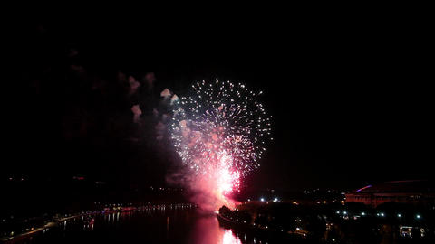 Firework Pyrotechnic Show 2