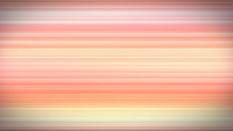 Horizontal stripes red ボーダー レッド Animation