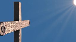 The Cross 2 stock footage