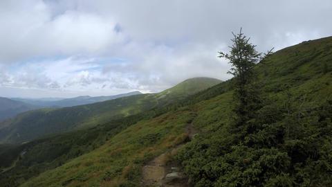 Timelapse Mountain Landscape 4K 1