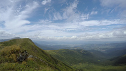 Timelapse Mountain Landscape 4K 2