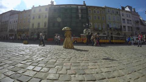 Timelapse Lviv City 4K 0
