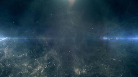 Plexus Background V4 stock footage