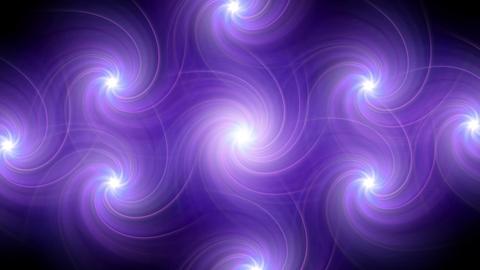 twirl flare pattern purple Animation