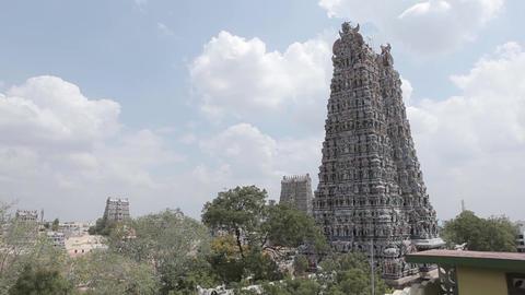 Meenakshi Amman Temple In Madurai India