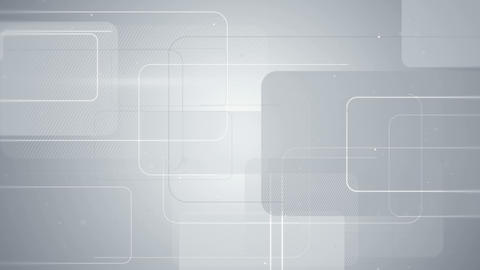 gray rectangular shapes seamless loop background 4k (4096x2304) Animation