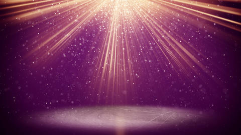 violet light beams and particles loopable background 4k (4096x2304) Animation