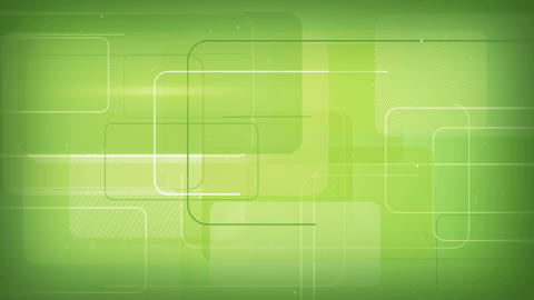 green rectangular shapes seamless loop background 4k (4096x2304) Animation