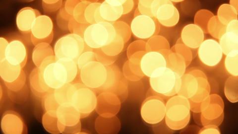 flashing christmas lights bokeh seamless loop background Footage