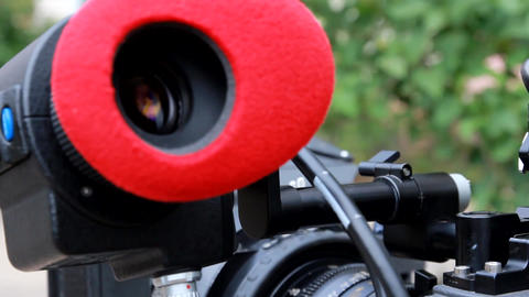 Video Camera stock footage