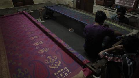 Silk Factory In Varanasi India 2