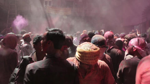Holi - Festival Of Colours. Day 2nd 1