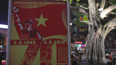 Independence day Vietnam 2015 Footage