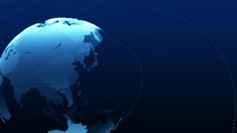 Digital Earth stock footage