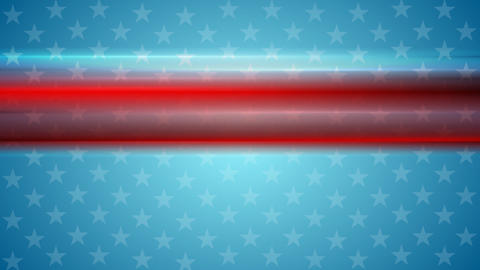 American Independence Day video animation Animation