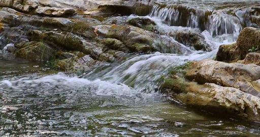 Sheshory Waterfalls Ukraine. 0