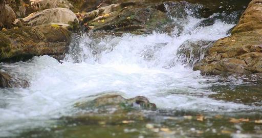 Sheshory Waterfalls Ukraine. 1