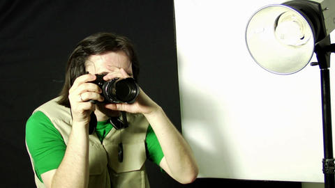 Photograph stock footage