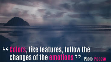 Abstract Quotes After Effects Template