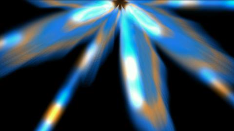 blue ray light,laser,tech energy... Stock Video Footage