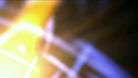 tech energy laser field in Universe space,Solar... Stock Video Footage