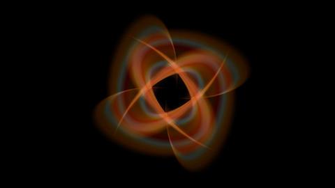 swirl laser ray,light,ratation turbine,smooth... Stock Video Footage