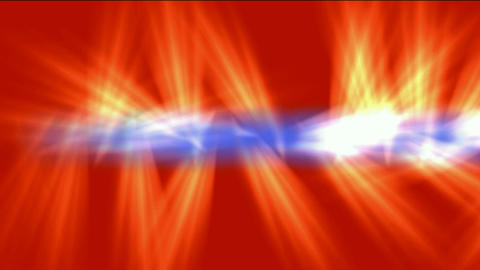 blue light beam jet red rays,laser weapons,power... Stock Video Footage