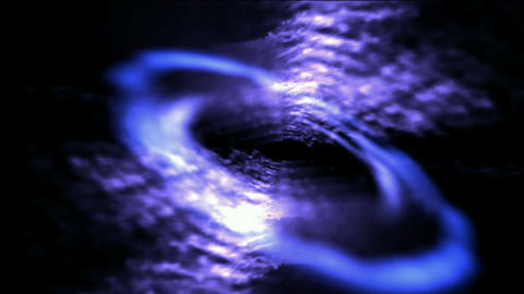 swirl energy tunnel launch electromagnetic waves,Galaxy &... Stock Video Footage